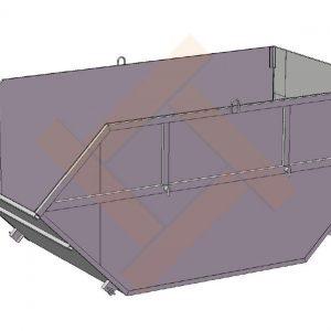 Бункер-контейнер 8 м³