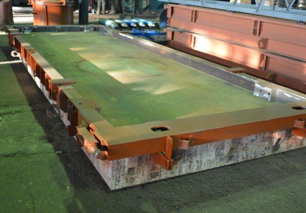 формы для изготовления дорожных плит