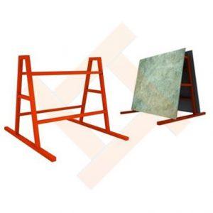 Пирамида А-образная для хранения плит (слябов)