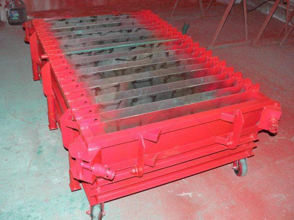 формы для производства бордюров минск