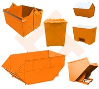 Бункеры, контейнеры, паллеты, тара