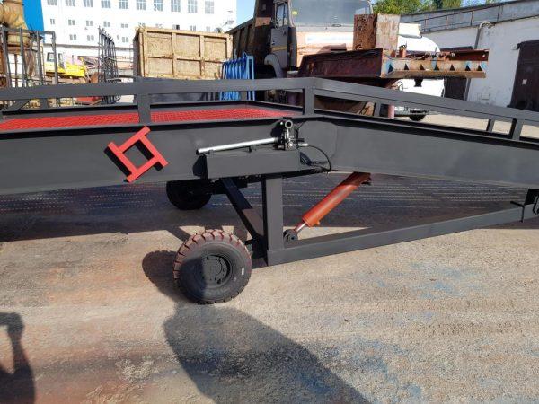 рампа передвижная, гидравлическая производство РБ