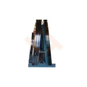 Двухсторонняя стойка (навал) A-5036 для листового стекла JUMBO, PLF