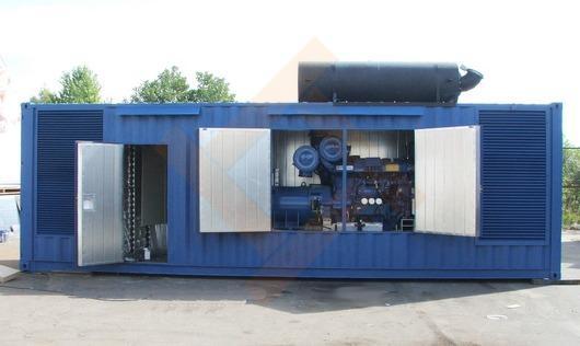 Блок модуль под электростанцию купить