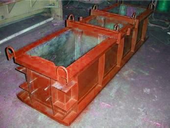 металлоформы для изготовления блоков ФБС минск
