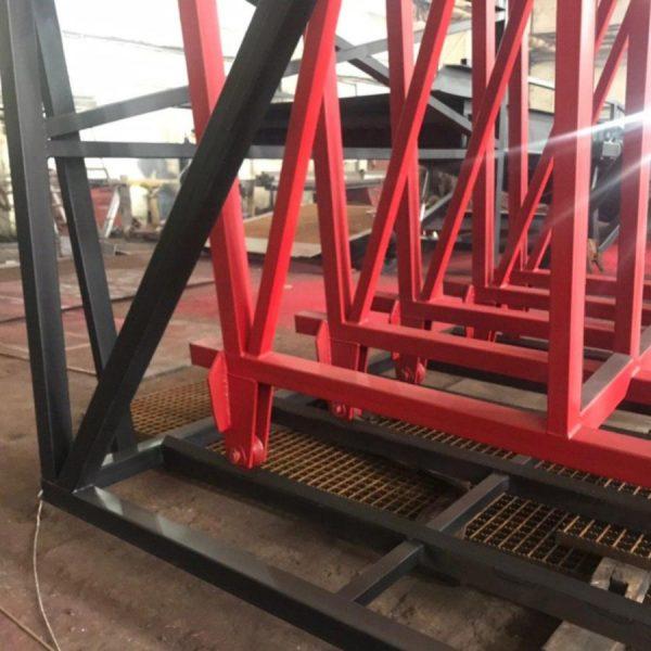 склад для хранения листового стекла DFL купить по цене завода