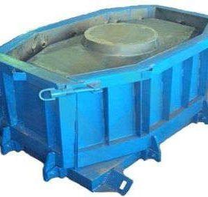 Форма для производства колодцев ККС-1-10