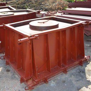Форма для производства колодцев ККС-2-10