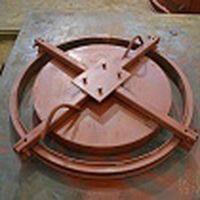 Форма для производства кольца опорного КО-6