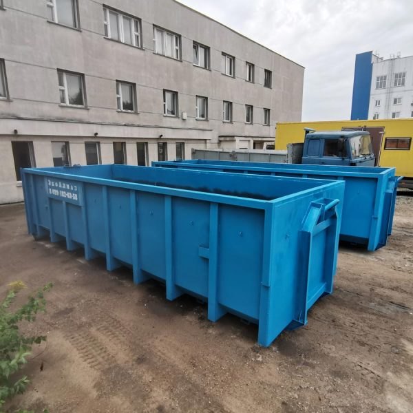 бункер контейнер для мультилифта, объем от 10 до 36 куб.м