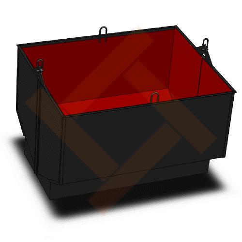 Краб-контейнеры 1-3 куб. м