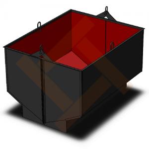 Краб-контейнеры 1-3 м³