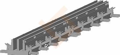 формы для изготовления колонн