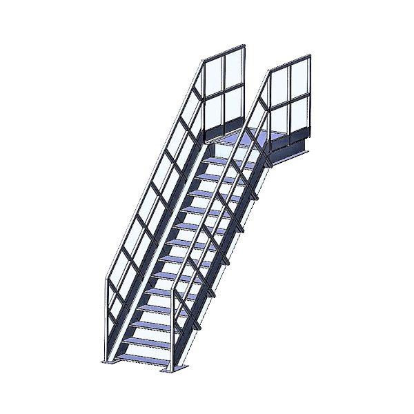 Эвакуационная лестница от производителя