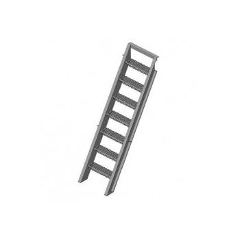 Промышленные лестницы серия 1.450.3-7.94 (ЛХФ, ЛХВ, ЛХР, ЛГФ, ЛГВ, ЛГР)