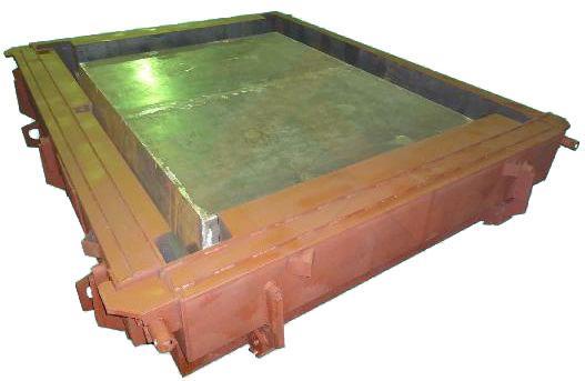 металлоформы для изготовления Лестничных площадок