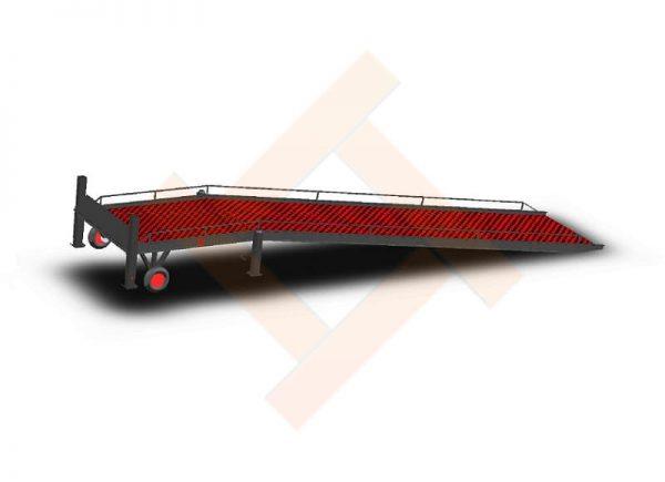 Рампа мобильная COMBO RAMP M-7-9