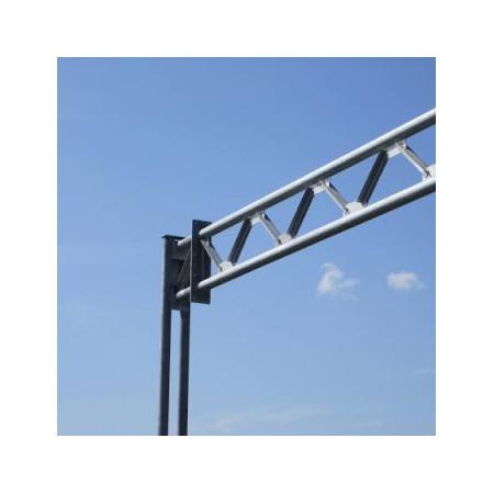 Магистральные рамы - металлоконструкции под заказ
