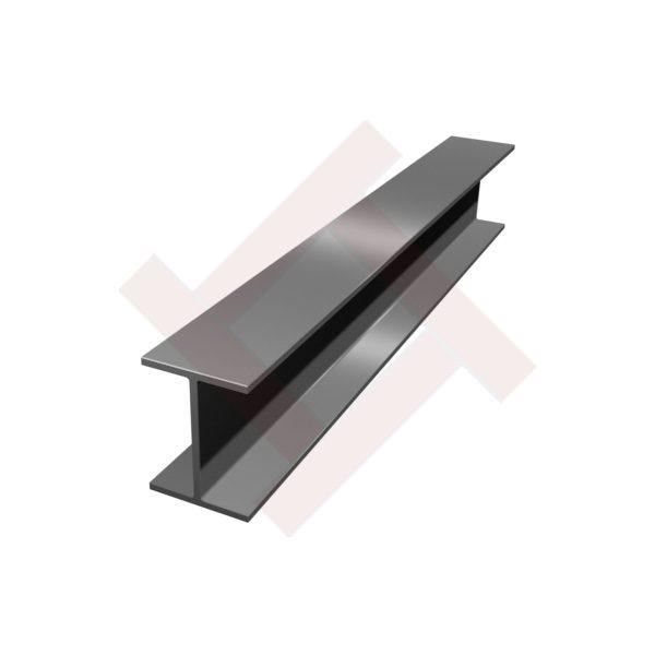 металлическая двутавровая балка (двутавр) купить по цене завода