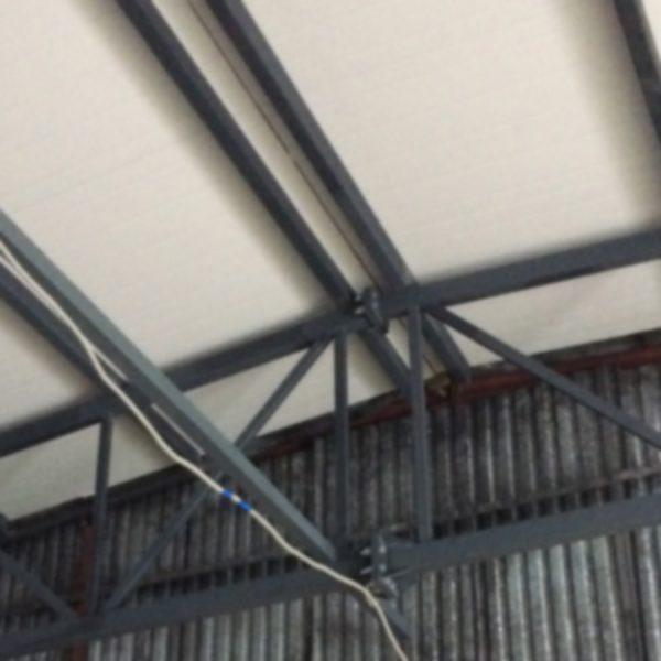 Стойка металлическая для металлокаркасных зданий