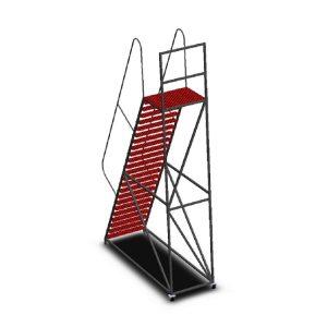 Мобильные лестницы