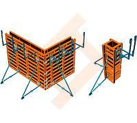 Опалубка, строительное оборудование