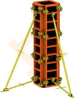 Рамная опалубка для колонн