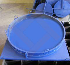 Форма для производства днища колодца-ПН 20
