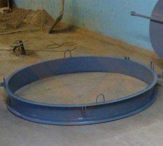 Форма для производства днища колодца-ПН