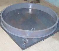 Форма для производства днища колодца-ПН 15