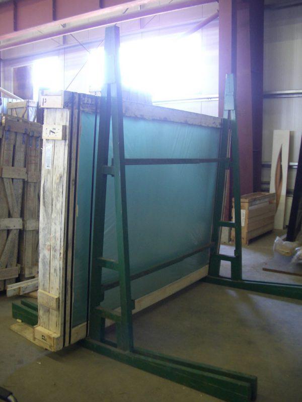 Двухсторонняя стойка A-2224 для листового стекла DLF