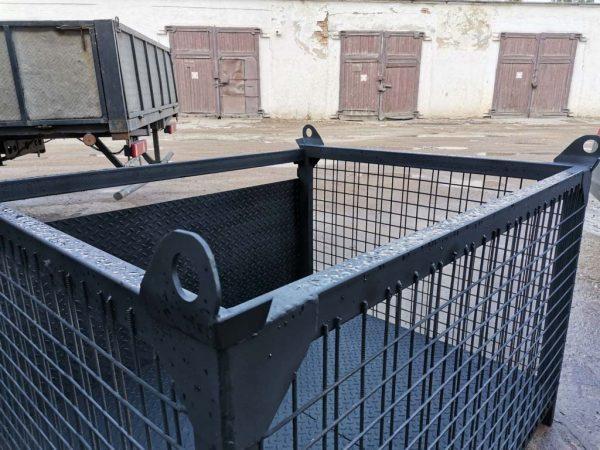 Металлический контейнер (Тара сетчатая по ГОСТ 14861-91)