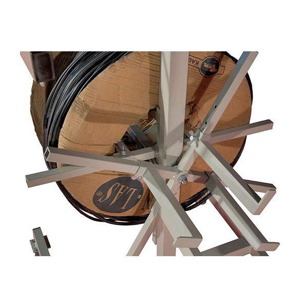 Тележка К-4 для катушек уплотнителей, лент