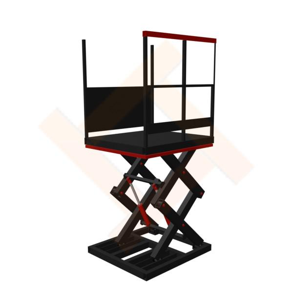 подъемный стол от производителя - metalwork.by