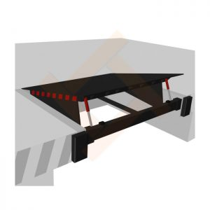 Гидравлическая уравнительная платформа (доклевеллер)