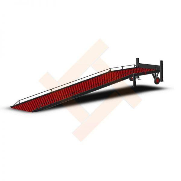 механическая передвижная рампа (мобильная) combo-ramp-m-10-12-1