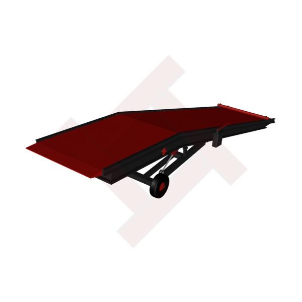 мобильная рампа гидравлическая производства РБ
