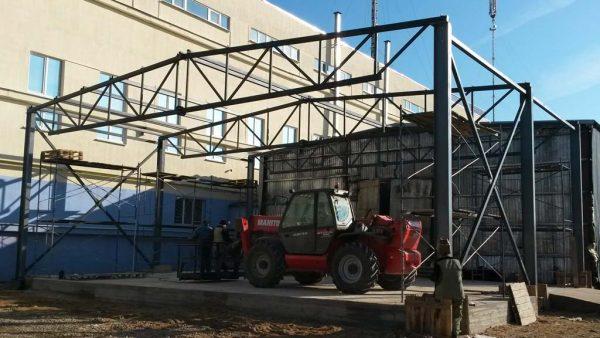 металлокаркасы по индивидуальному проекту от производителя в Беларуси